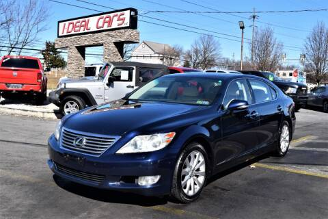 2010 Lexus LS 460 for sale at I-DEAL CARS in Camp Hill PA