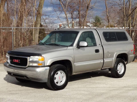 2000 GMC Sierra 1500 for sale at Kaners Motor Sales in Huntingdon Valley PA