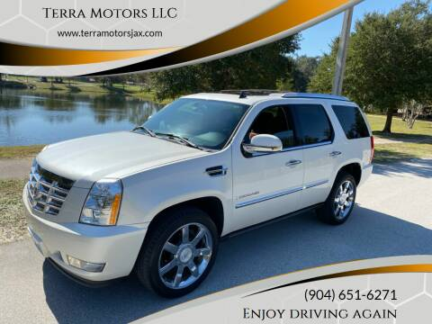 2008 Cadillac Escalade for sale at Terra Motors LLC in Jacksonville FL