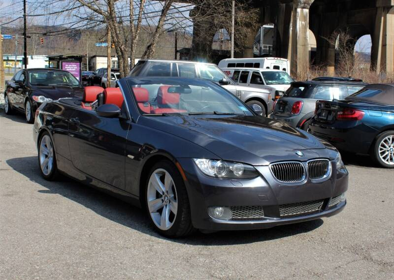 2007 BMW 3 Series for sale at Cutuly Auto Sales in Pittsburgh PA