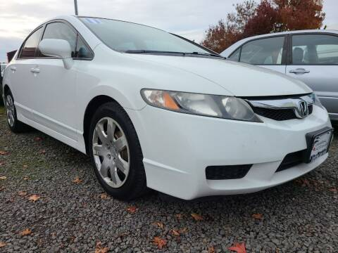 2011 Honda Civic for sale at Universal Auto Sales in Salem OR