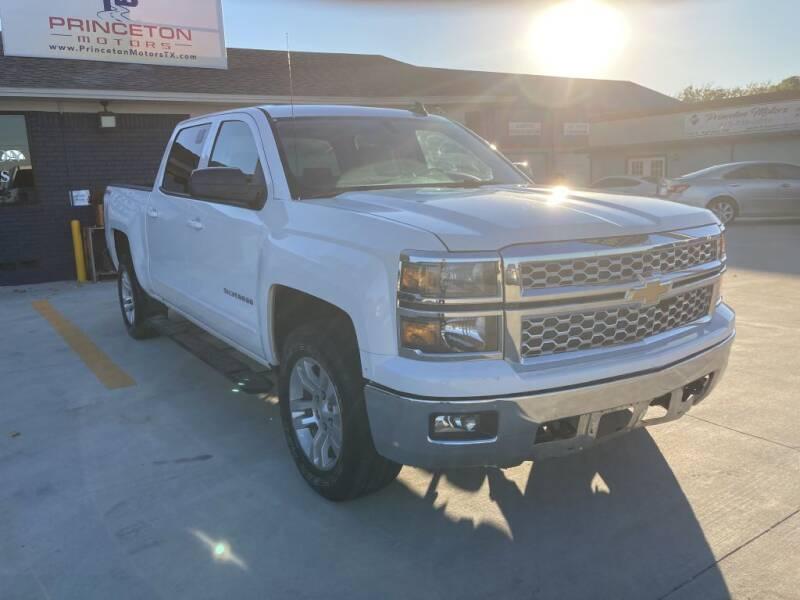 2015 Chevrolet Silverado 1500 for sale at Princeton Motors in Princeton TX