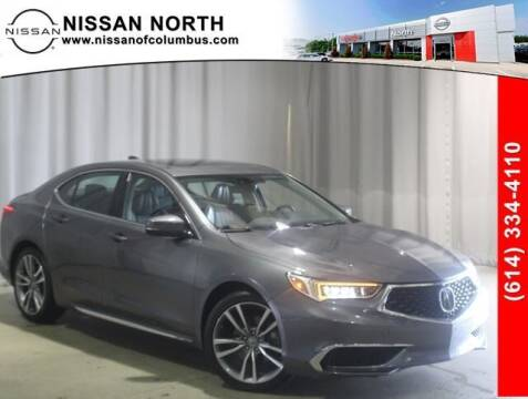 2019 Acura TLX for sale at Auto Center of Columbus in Columbus OH