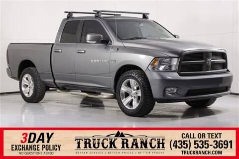 2012 RAM Ram Pickup 1500 for sale at Truck Ranch in Logan UT