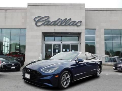 2020 Hyundai Sonata for sale at Radley Cadillac in Fredericksburg VA