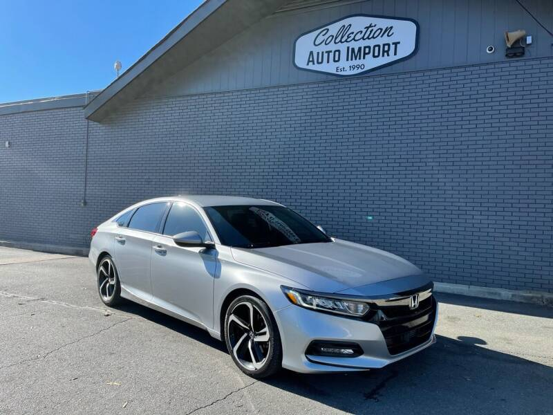 2018 Honda Accord for sale at Collection Auto Import in Charlotte NC