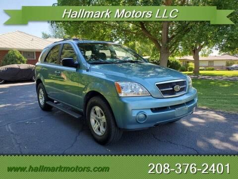 2003 Kia Sorento for sale at HALLMARK MOTORS LLC in Boise ID