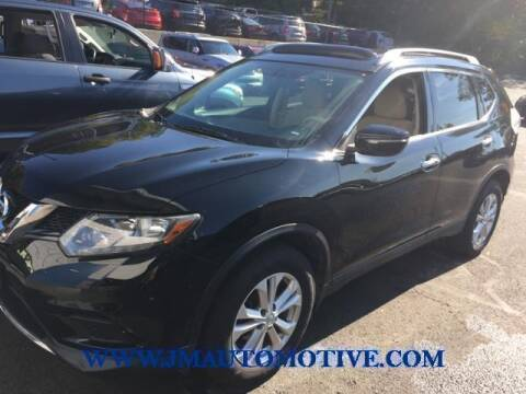 2015 Nissan Rogue for sale at J & M Automotive in Naugatuck CT