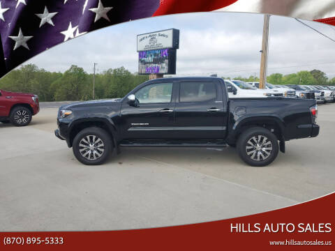 2021 Toyota Tacoma for sale at Hills Auto Sales in Salem AR