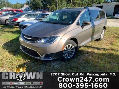 2017 Chrysler Pacifica for sale at CROWN  DODGE CHRYSLER JEEP RAM FIAT in Pascagoula MS