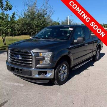 2016 Ford F-150 for sale at Monster Cars in Pompano Beach FL