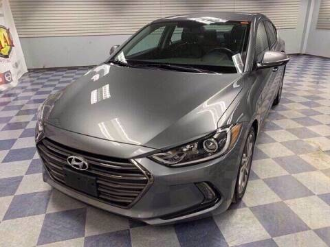 2018 Hyundai Elantra for sale at Mirak Hyundai in Arlington MA