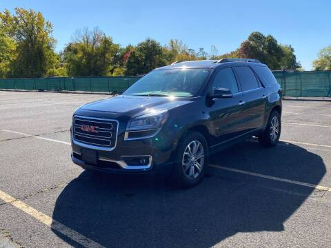 2015 GMC Acadia for sale at Chris Auto South in Agawam MA