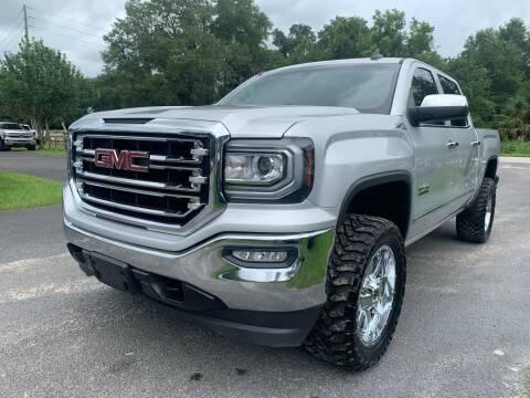 2017 GMC Sierra 1500 for sale at Gator Truck Center of Ocala in Ocala FL