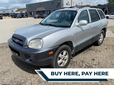 2005 Hyundai Santa Fe for sale at Family Auto in Barberton OH