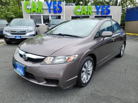 2010 Honda Civic for sale at Car Yes Auto Sales in Baltimore MD