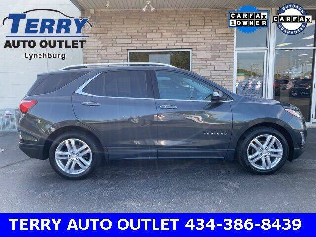 2019 Chevrolet Equinox for sale at Terry Auto Outlet in Lynchburg VA