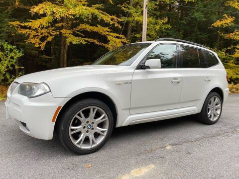 2007 BMW X3 for sale at Amherst Street Auto in Manchester NH