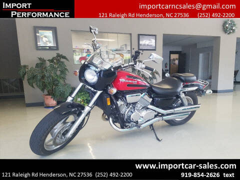 1996 Honda Magna for sale at Import Performance Sales - Henderson in Henderson NC