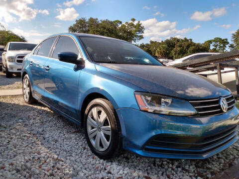 2017 Volkswagen Jetta for sale at Empire Automotive Group Inc. in Orlando FL