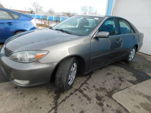 2004 Toyota Camry for sale at Safeway Auto Sales in Indianapolis IN