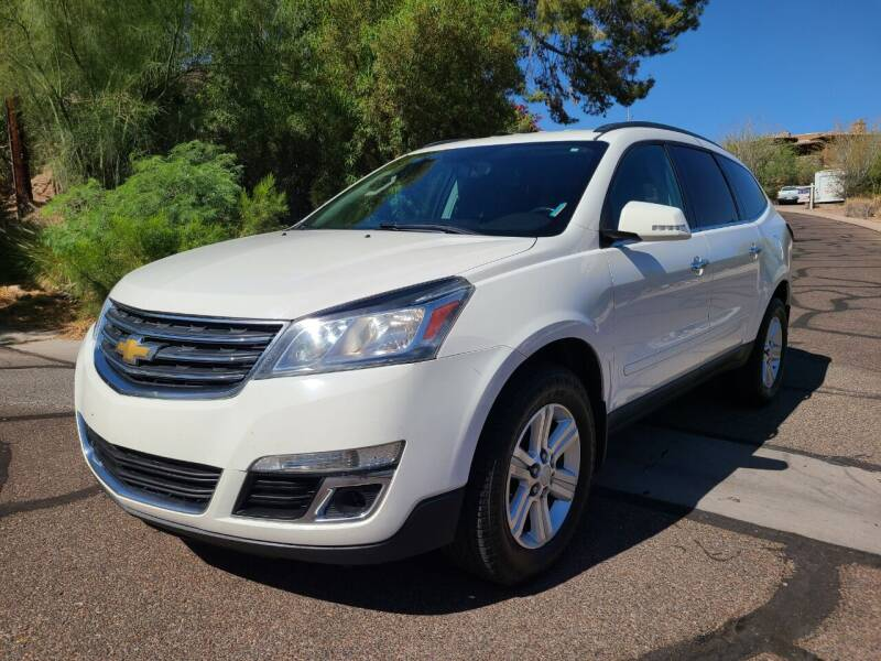 2014 Chevrolet Traverse for sale at BUY RIGHT AUTO SALES in Phoenix AZ