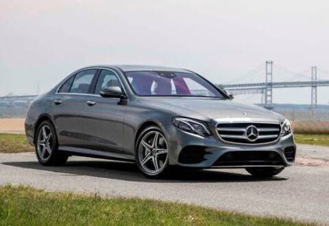 2020 Mercedes-Benz E-Class for sale at Diamante Leasing in Brooklyn NY