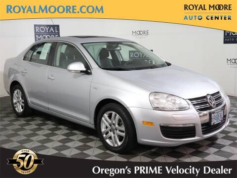 2007 Volkswagen Jetta for sale at Royal Moore Custom Finance in Hillsboro OR