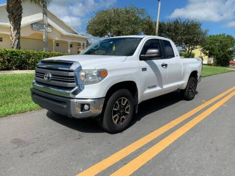 2014 Toyota Tundra for sale at GTR Motors in Davie FL