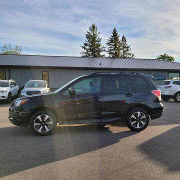 2017 Subaru Forester for sale at ROSSTEN AUTO SALES in Grand Forks ND