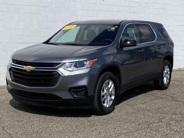 2019 Chevrolet Traverse for sale in Charlotte, MI
