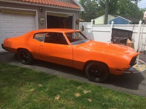 1970 Buick Skylark for sale at Classic Car Deals in Cadillac MI