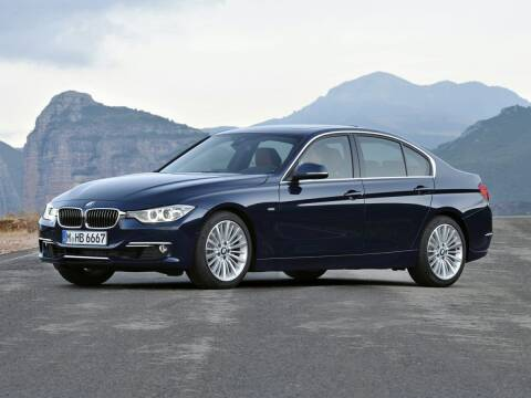 2015 BMW 3 Series for sale at BMW OF NEWPORT in Middletown RI