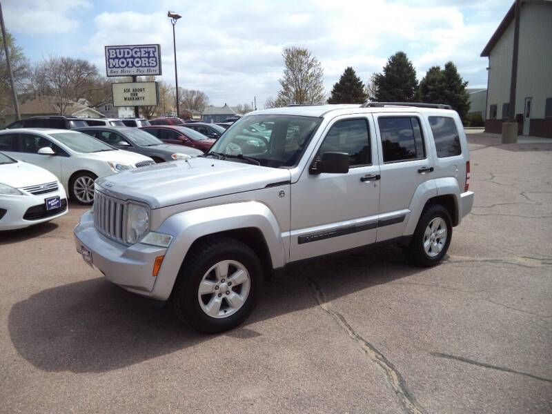 2010 Jeep Liberty for sale at Budget Motors - Budget Acceptance in Sioux City IA
