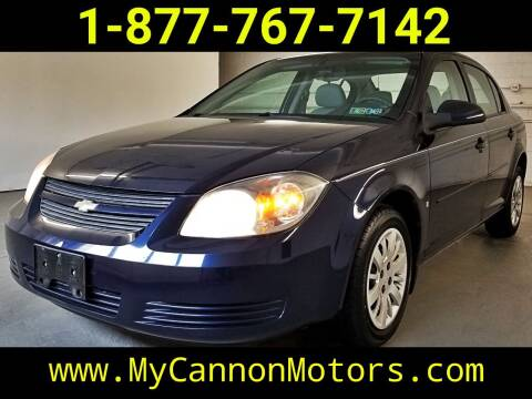 2009 Chevrolet Cobalt for sale at Cannon Motors in Silverdale PA