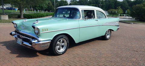 1957 Chevrolet Bel Air for sale at Auto Wholesalers in Saint Louis MO