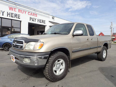 2002 Toyota Tundra for sale at Tommy's 9th Street Auto Sales in Walla Walla WA