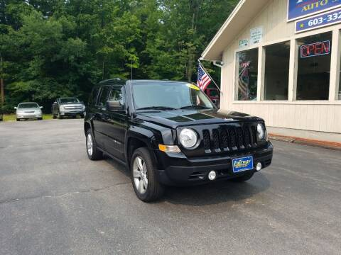 2015 Jeep Patriot for sale at Fairway Auto Sales in Rochester NH