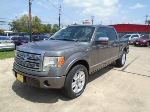 2009 Ford F-150 for sale at BAS MOTORS in Houston TX