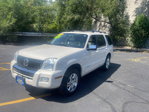 2009 Mercury Mountaineer for sale at 5 Stars Auto Service and Sales in Chicago IL