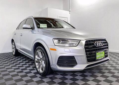 2016 Audi Q3 for sale at Sunset Auto Wholesale in Tacoma WA