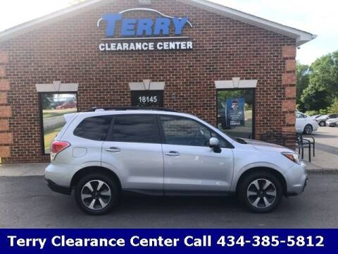 2017 Subaru Forester for sale at Terry Clearance Center in Lynchburg VA