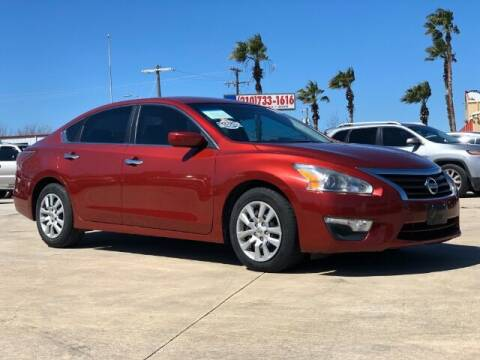 2015 Nissan Altima for sale at Irving Motors Corp in San Antonio TX