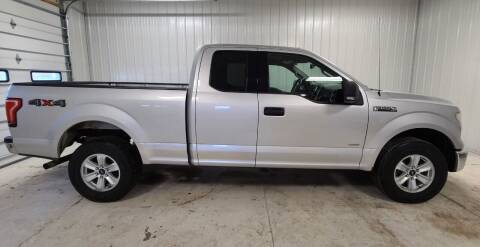2016 Ford F-150 for sale at Ubetcha Auto in St. Paul NE