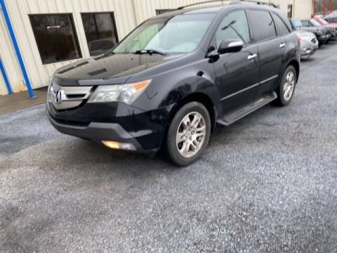 2007 Acura MDX for sale at Tim Short Auto Mall in Corbin KY