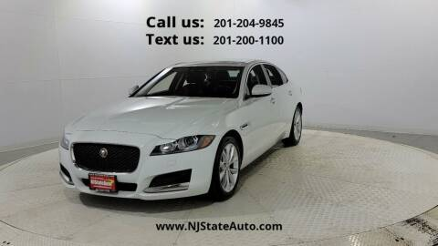 2018 Jaguar XF for sale at NJ State Auto Used Cars in Jersey City NJ
