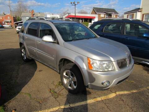 2007 Pontiac Torrent for sale at Arnold Motor Company in Houston PA