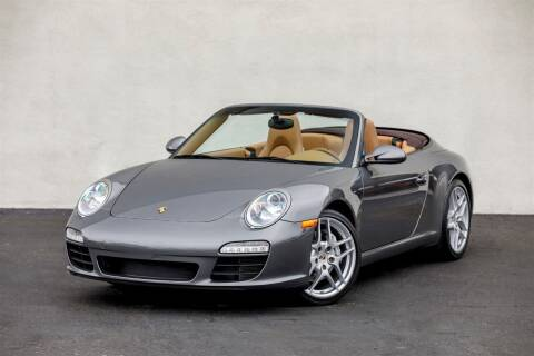 2011 Porsche 911 Carrera for sale at Nuvo Trade in Newport Beach CA