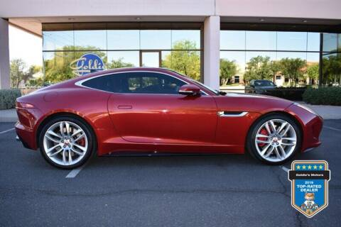 2015 Jaguar F-TYPE for sale at GOLDIES MOTORS in Phoenix AZ
