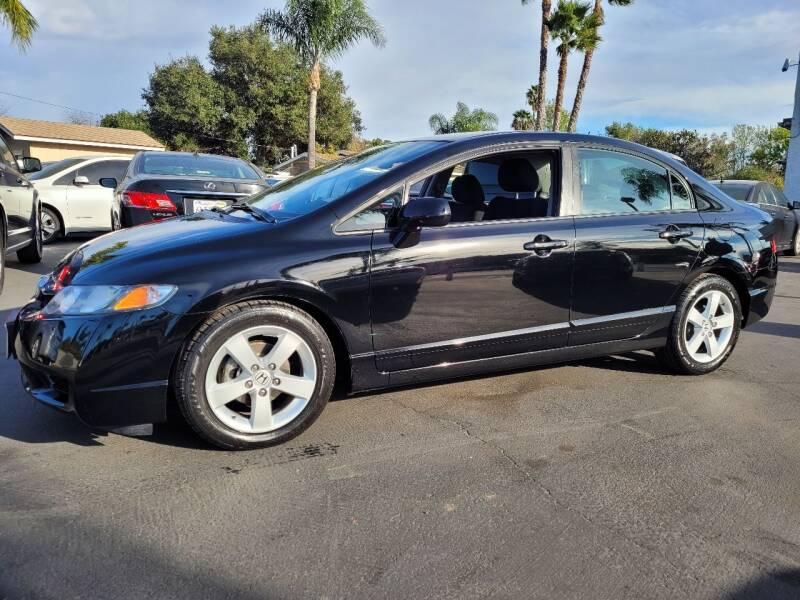 2010 Honda Civic for sale at Geiman Motors in Escondido CA